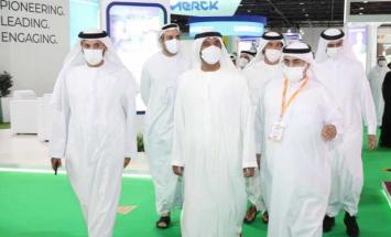 """أحمد بن سعيد يفتتح مؤتمر ومعرض """"دوفات .."""