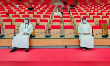 الإمارات تحصد 34 ميدالية متنوعة في اليوم ..