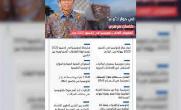 """المفوض العام لإندونيسيا لـ""""وام"""": .."""