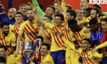 """برشلونة """"91"""" .. أرقام قياسية في """"كأس .."""
