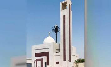 """افتتاح مسجد جديد في """"جميرا بارك"""""""