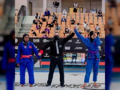 """أبطال الإمارات يحصدون 28 ميدالية ملونة في اليوم الأول من """"أبوظبي جراند سلام للجوجيتسو"""""""