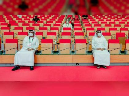 """الإمارات تحصد 34 ميدالية متنوعة في اليوم الأول من منافسات """"أبوظبي العالمية لمحترفي الجوجيتسو"""""""
