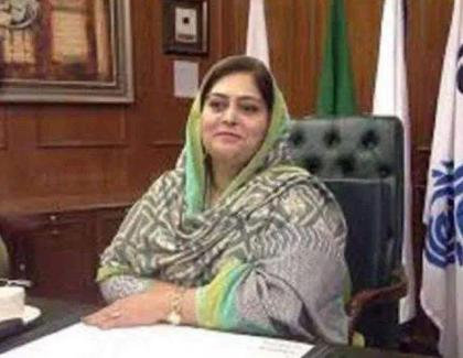 Connectivity in Baluchistan priority of government: Fehmida Jamali
