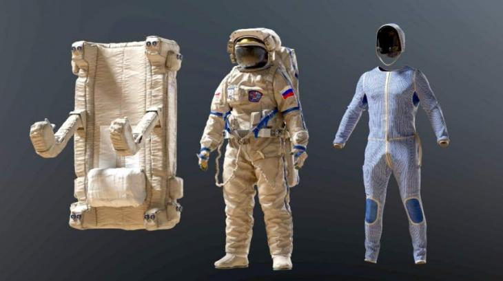 Dreamer Spacesuit Painted by Cancer Patients will travel to ISS Onboard Soyuz - Charity