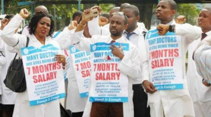 Nigerian doctors begin strike over pay, inadequate facilities