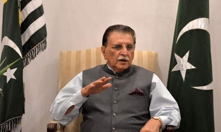 Economically strong Pakistan help guarantee Kashmir freedom: PM AJK