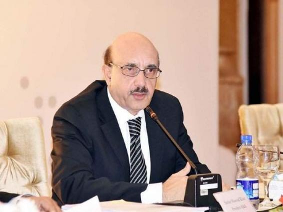 India's talks offer designed to validate illegal actions: AJK President.