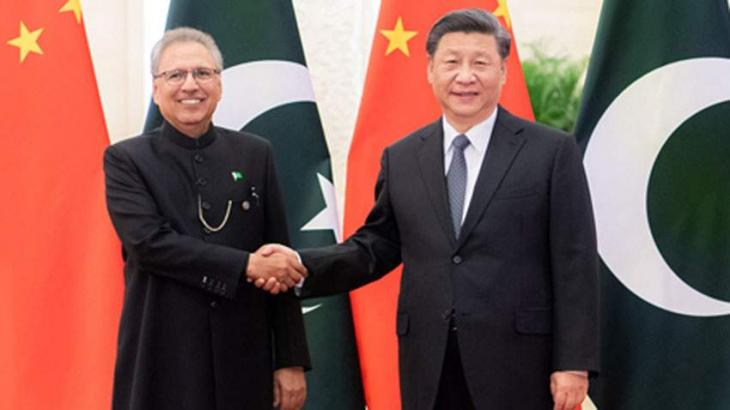 China always stands with Pakistan to jointly fight against Covid-19: Xi Jinping