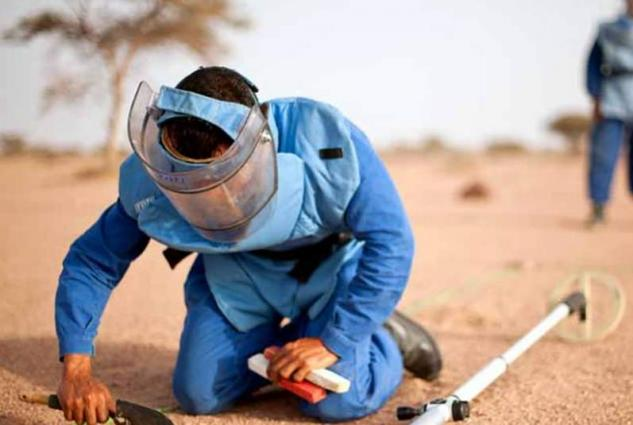 Int'l Day for mine awareness and assistance in mine action to be marked tomorrow
