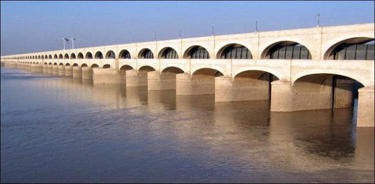 Closure of Guddu barrage announces