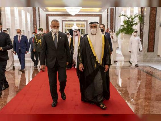Prime Minister of Iraq leaves UAE