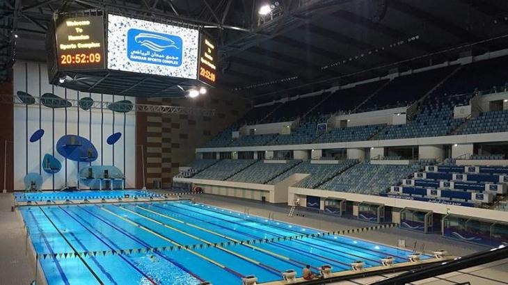More than 50 teams camped in Dubai in recent months to prepare for Olympics and other major championships