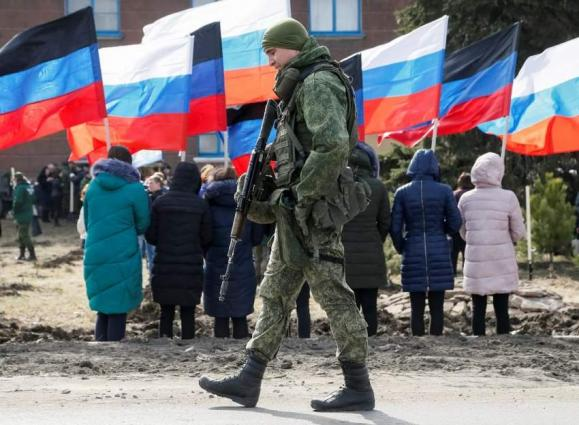 DPR Head Pushilin Not Ruling Out Full-Scale Offensive by Kiev