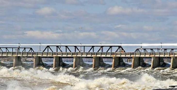 IRSA releases 57,700 cusecs water