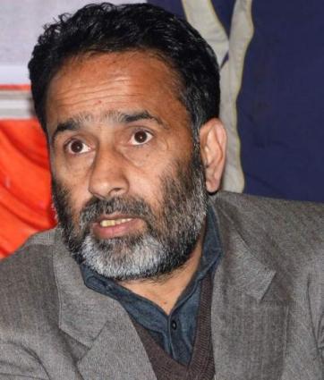 JKPL Chairman stresses resolution of Kashmir dispute peacefully