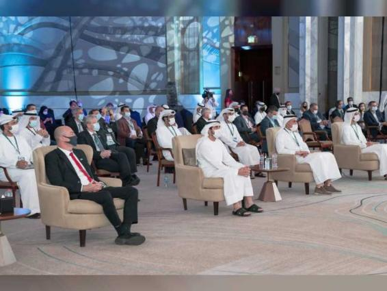 Hamdan bin Mohammed inaugurates 8th edition of Cybertech Global in Dubai