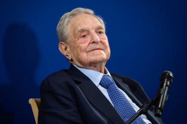 Soros Open Society Foundations Pledge $20Mln to Support Biden Infrastructure Plan- Reports