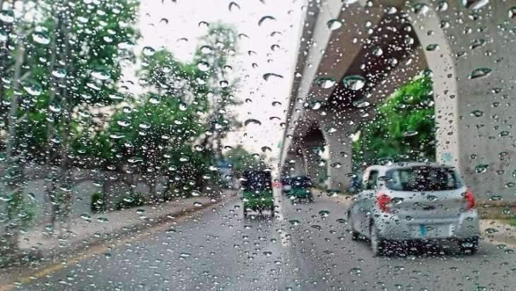 Rain, thunderstorm forecast for KP