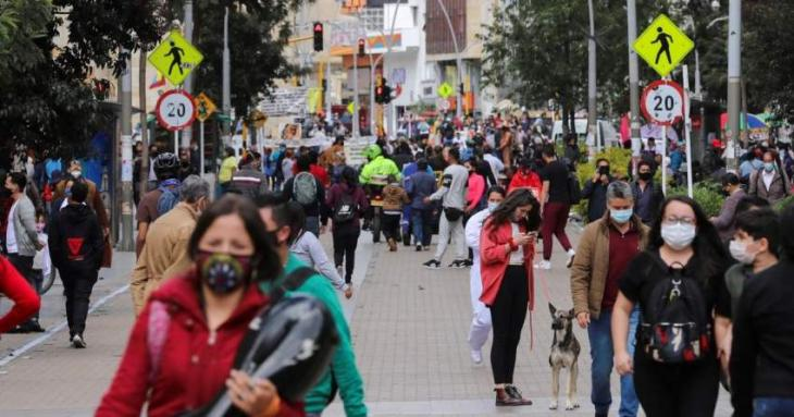Bogota to impose lockdown as Covid-19 cases rise in Colombia