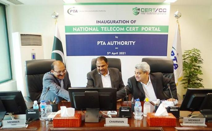 PTA Launches CERT Portal for Telecom Industry