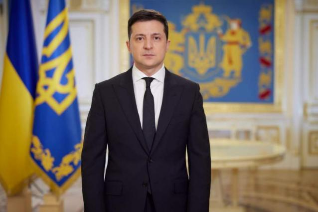 Zelenskyy Says War in Donbas Will Only End If Ukraine Joins NATO