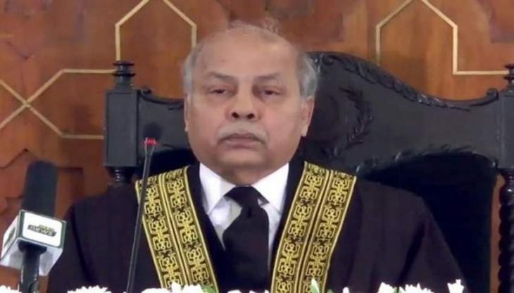 Chief Justice of Pakistan summons JCP meeting to consider names for post of additional judges in LHC