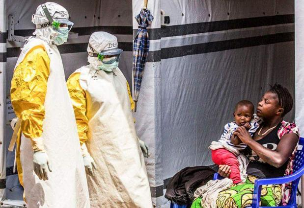 AU's Health Agency Assesses Ebola Risk Levels in DR Congo, Guinea as High