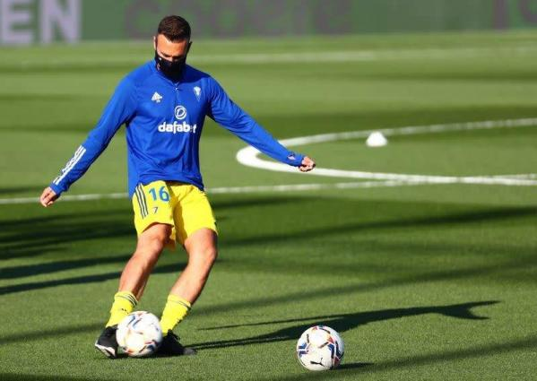 Cadiz player Cala rails at 'witch-hunt' over alleged racist insult