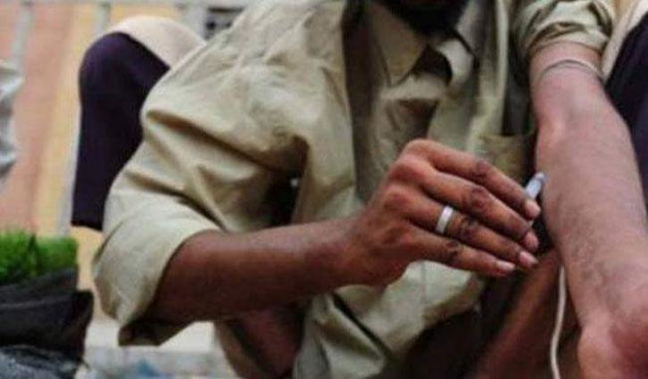 Drug peddler network become active in Dhoke Elahi Bukush