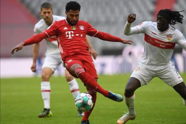 Lewandowski-less Bayern Munich wait on Gnabry for PSG clash