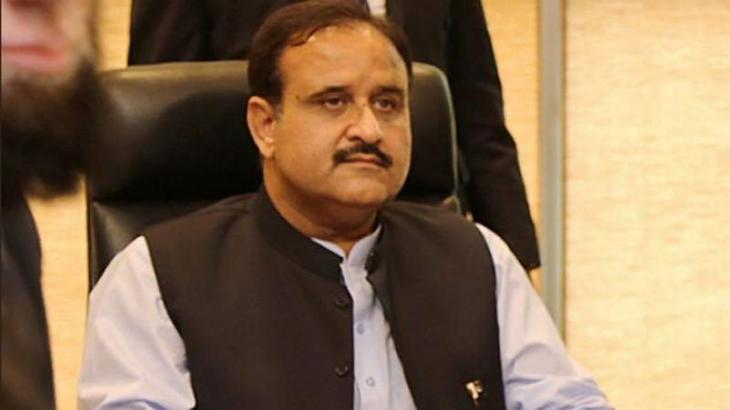 Chief Minister Sardar Usman Buzdar grieves over death of four persons