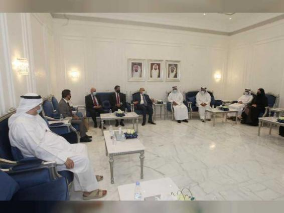 Sharjah Chamber receives high-level delegation of Central American Ambassadors to UAE