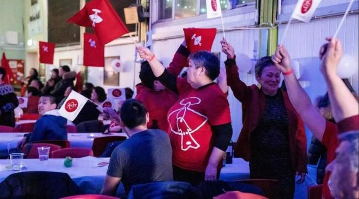 Leftwing party opposed to mining project wins Greenland vote