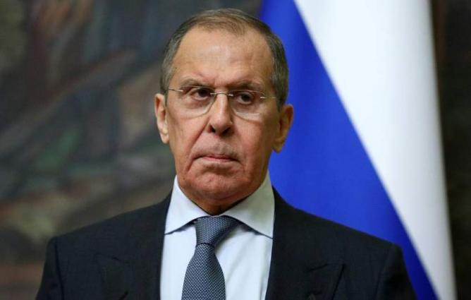 Lavrov Hopes Work on Construction of North-South Gas Pipeline in Pakistan to Begin Soon