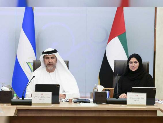 UAE-Nicaragua Parliamentary Friendship Committee holds first remote meeting