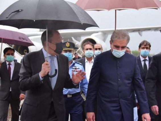 Russian FM's visit to Pakistan of great strategic significance: Ex-defense attache