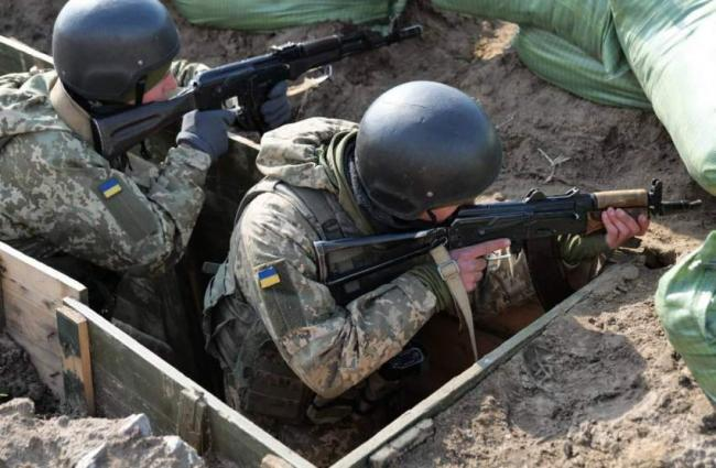 Kiev Says Statements About Ukrainian Army's Offensive in Donbas 'Winding Up Situation'
