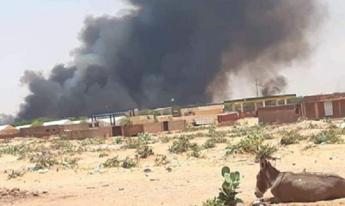 Toll in Sudan clashes rises to 87 dead: Darfur medics
