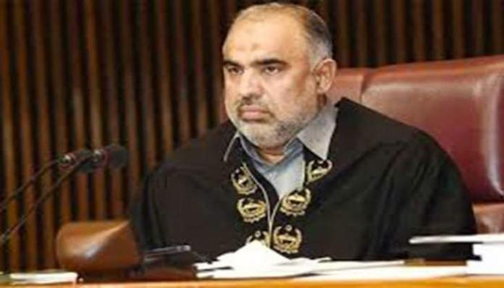 NA Speaker to lead 9-member parliamentary delegation to Afghanistan