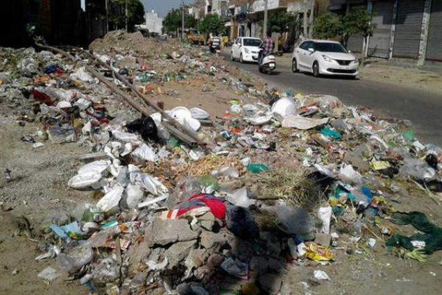 Dumping of garbage irk residents