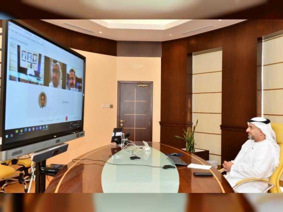 غرفة أبوظبي تبحث فرص الاستثمار في إقليم كردستان العراق