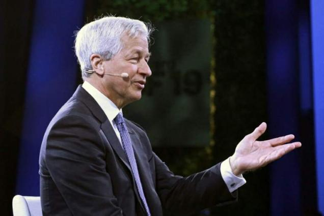 US economy poised for 'likely boom': JPMorgan's Dimon