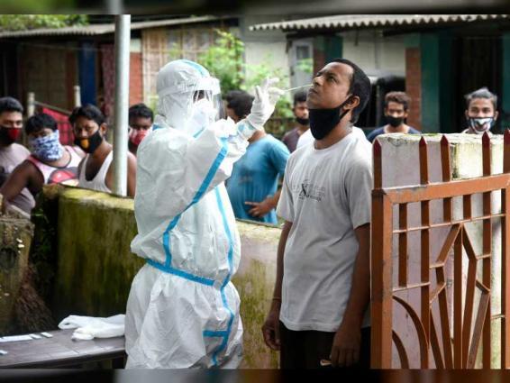 Worldwide coronavirus cases cross 132.74 million
