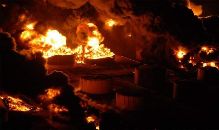 Seven People Injured in Fire at Oil Refinery in Southeastern Mexico - Company