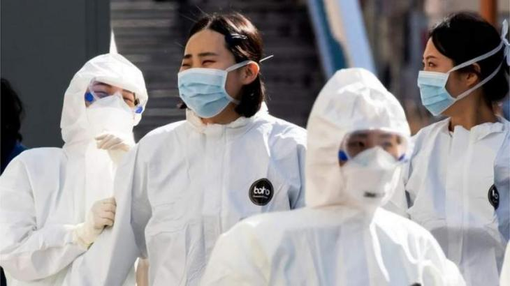 S.Korea reports 700 more COVID-19 cases, 107,598 in total