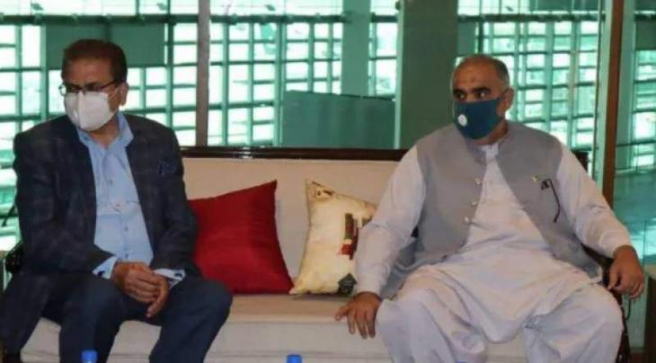 Plane carrying Pakistan's parliamentary delegation denied landing in Kabul