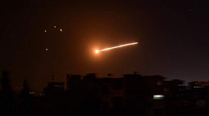 Israeli strikes kill 3 fighters in Syria: monitor