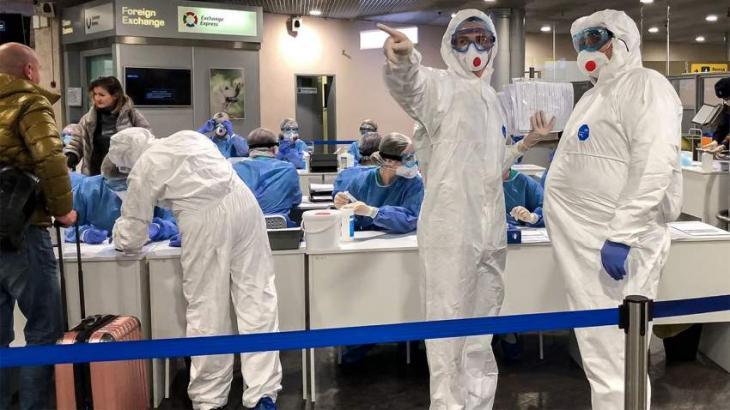 Russia adds 8,672 COVID-19 cases