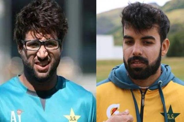 Shadab Khan, Imamul Haq to return to Pakistan from South Africa